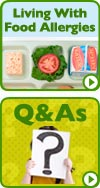 Living With Food Allergies | Q&As