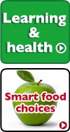 Learning & health | Smart food choices