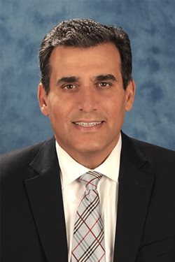 Portrait of Edward Martinez