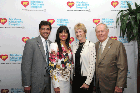 Miami Children's Hospital Becomes Nicklaus Children's Hospital, Unveils New Logo