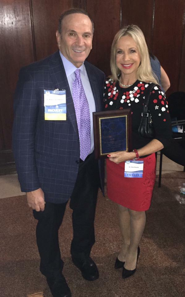 Dr  Ana Duarte Named 2016 Physician of the Year by the Vascular