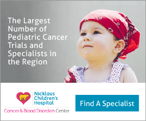 Largest Number of Pediatric Cancer