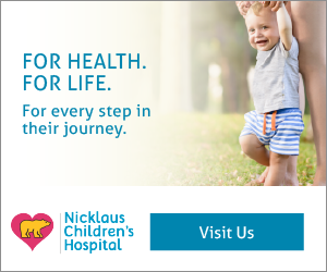 Learn more about Nicklaus Children's Hospital