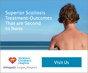 Superior scoliosis treatment, outcomes tha are second to none