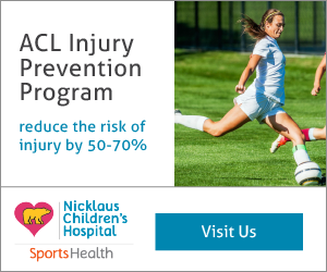 Learn more about our ACL Injury Prevention Program