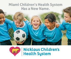Miami Children's Health System has a new name