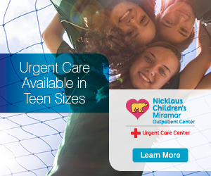 Urget Care Available in Teen Sizes