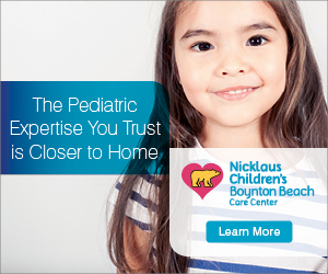 The pediatric expertise you trust is closer to home