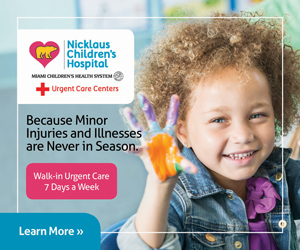 Nicklaus Children's Urgent Care Centers