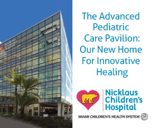 The Advanced Pediatric Care Pavilion is our new home for innovative healing