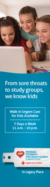 Nicklaus Children's Hospital Urgent Care Palm Beach Gardens
