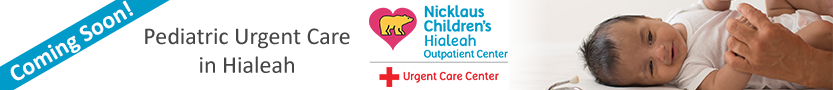 Pediatric Urgent Care Coming Soon to Hialeah