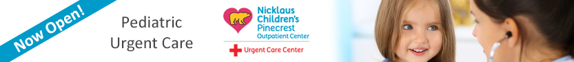 The Pediatric Expertise you trust is now availabe at Pinecrest