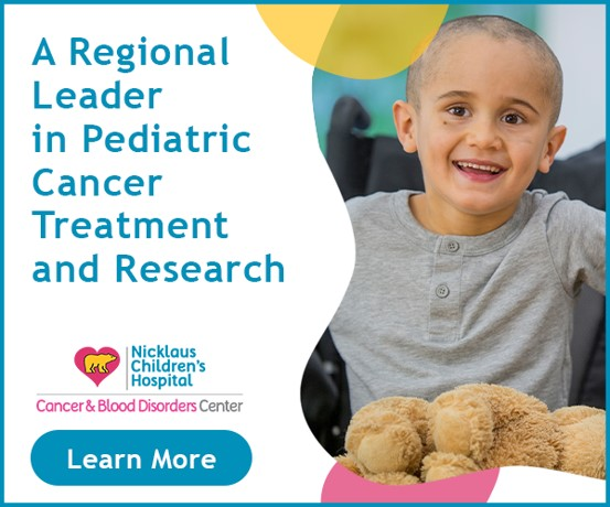 A Regional Leader in Pediatric Cancer Treatment and Research