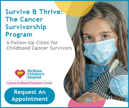 Survive and Thrive: The Cancer Survivorship Program