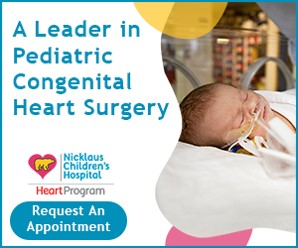 A Leader in pediatric congenital heart surgery