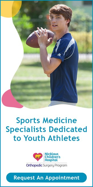 Sports Medicine Specialists Dedicated to Youth Athletes