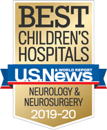 Ranked by U.S. News in Neurology and Neurosurgery