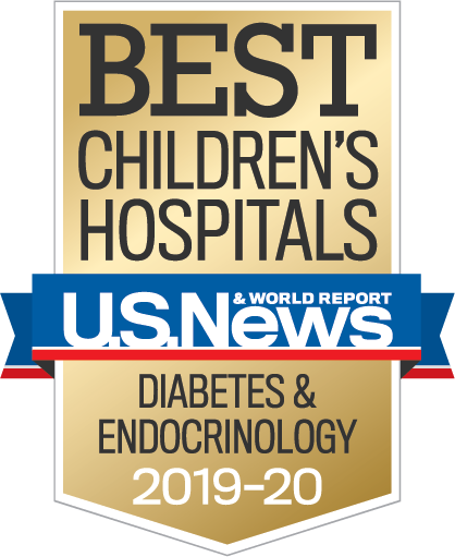 Recognized in Diabetes and Endocrinologyby U.S. News and World Report