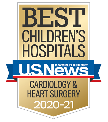 Ranked in Cardiology and Heart Surgery