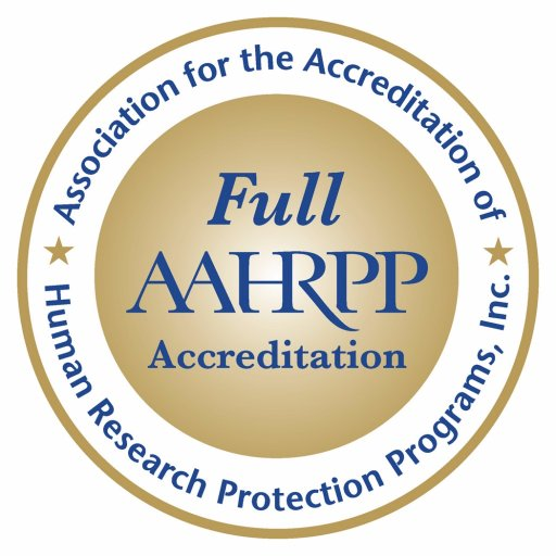 Association for the Accreditation of Human Research Protection Programs