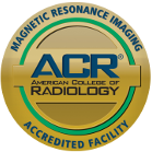 MRI Accredited by the American College of Radiology