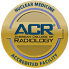 Nuclear Medicine Accredited by the American College of Radiology