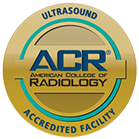 Ultrasound Accredited by the American College of Radiology