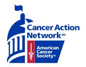 Cancer Action Network - American Cancer Society