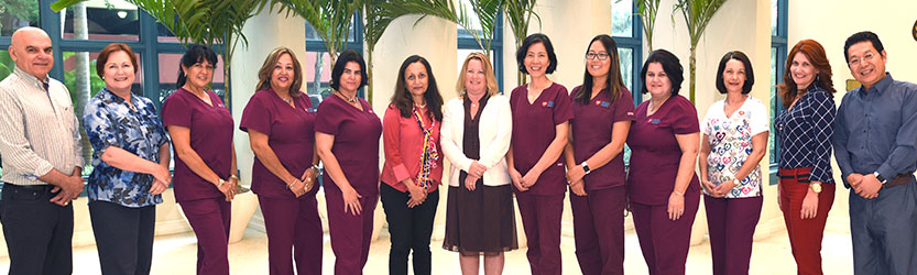 Miami Genetics laboratory Team