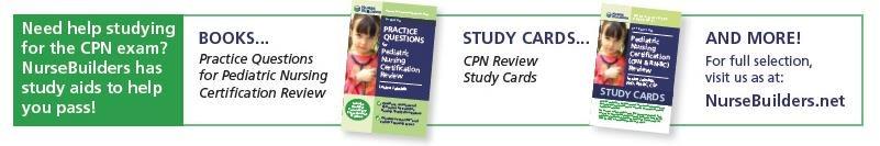 Pediatric Nursing Certification CPN Review Course | Nicklaus