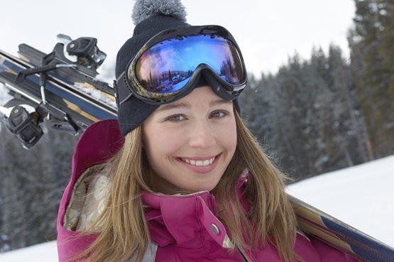 Teen winter sports