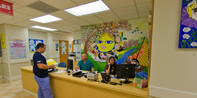 Nicklaus Children's Hospital Virtual Tours