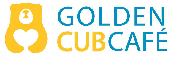 Golden Cub cafe logo
