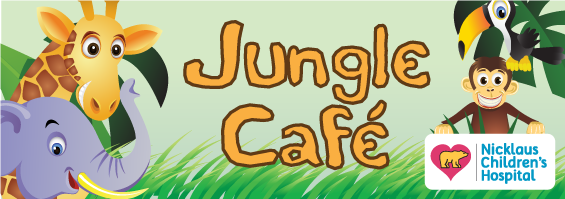 Jungle cafe logo