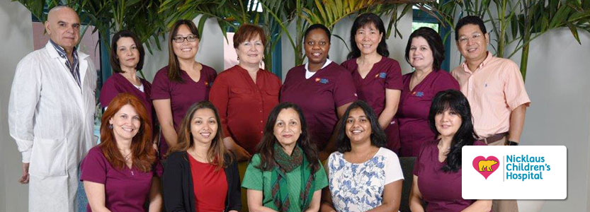 Nicklaus Children's Hospital Clinical Genetics Team