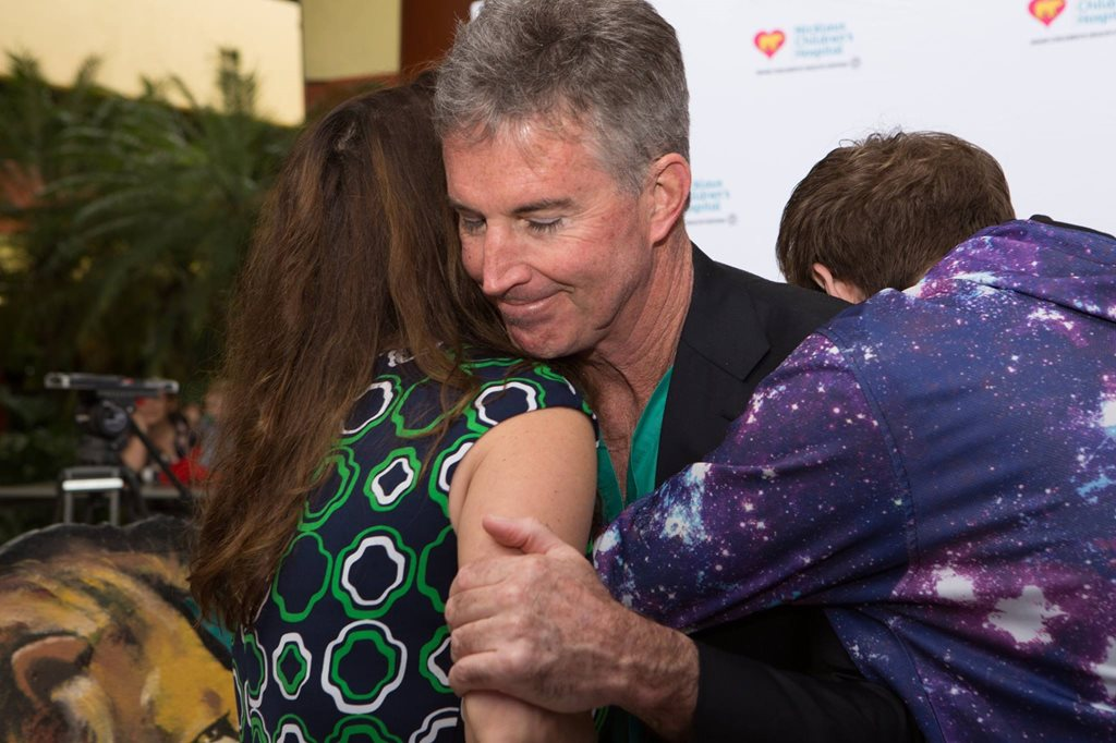 Nicklaus Children's Heart Program Reunion