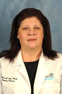 Dr Maria Gaviria Tobon Md Nicklaus Children S Hospital