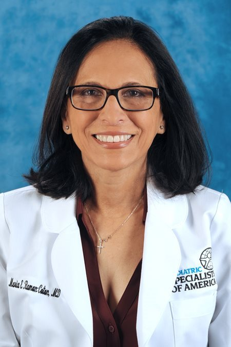 Dr Maria Ramon Coton Md Nicklaus Children S Hospital