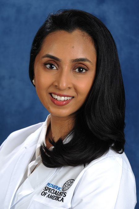 Dr Shalini Patel Md Nicklaus Children S Hospital