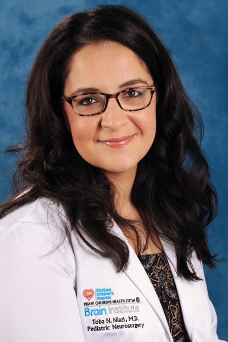 Dr  Toba Niazi, MD - Pediatric Neurosurgeon | Nicklaus Children's