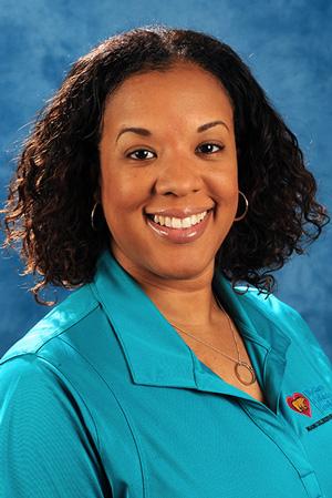 Regine Duret - Child Life Student Academic Coordinator<br />Certified Child  Life Specialist