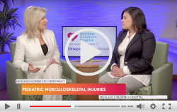 Pediatric Musculoskeletal Injuries and Fractures
