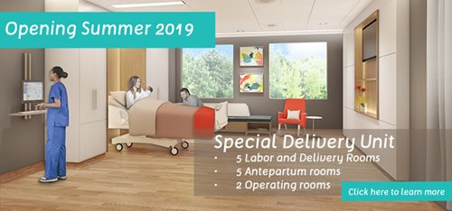 The Special Delivery Unit is scheduled to open in Summer 2019