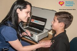 Miami-Dade Schools Telehealth Pilot Program