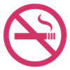 non-smoking sign
