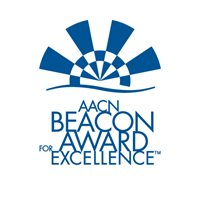 AACN Beacon badge