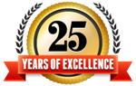 25 Years of Excellence