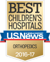 Best Children's Hospitals for Orthopedics