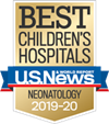 Best Children's Hospitals for Neonatology